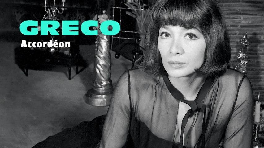 Juliette Gréco - Accordéon