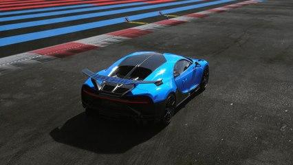 Bugatti BXX