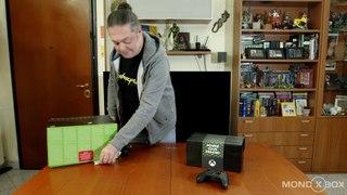 Il nostro unboxing di Xbox Series X
