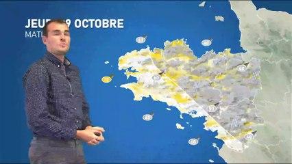 Illustration de l'actualité La météo de votre jeudi 29 octobre 2020