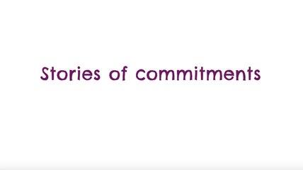 Stories of commitments - PMO et Antonina BETC