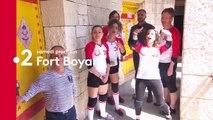 Fort Boyard 2019 - Promotion croisée de l'émission 9 (24/08/2019)