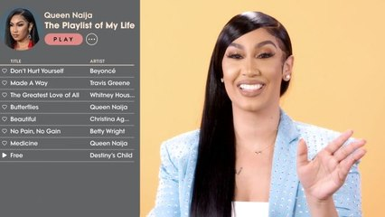 Queen Naija Creates the Playlist of Her Life