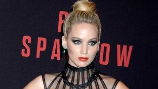Jennifer Lawrence is