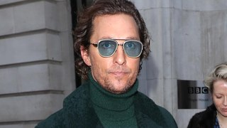 Matthew McConaughey considered being a wildlife guide