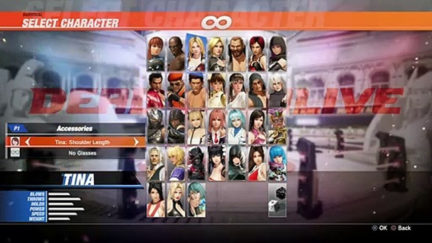 DEAD OR ALIVE 6 - PART 114 TINA SURVIVAL [ROOKIE EASY]