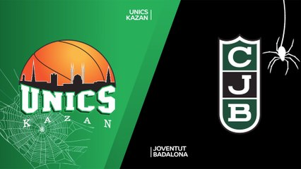 7Days EuroCup Highlights Regular Season, Round 5: UNICS 91-93 Joventut