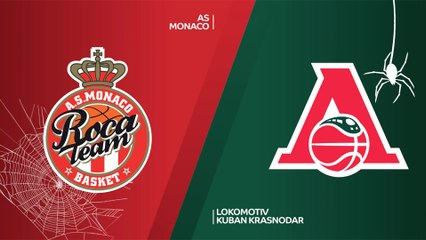 7Days EuroCup Highlights Regular Season, Round 5: Monaco 72-88 Lokomotiv