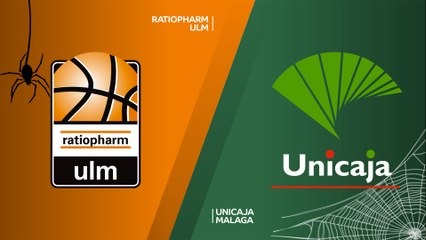 7Days EuroCup Highlights Regular Season, Round 5: Ulm 76-81 Unicaja