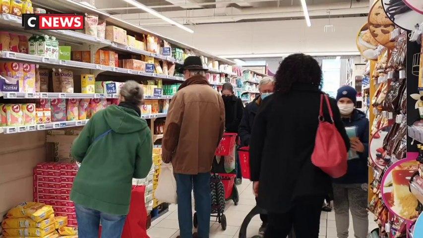 Reconfinement : vers une nouvelle ruée dans les supermarchés?
