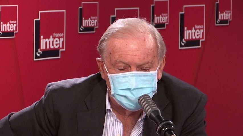 """Jean-François Delfraissy : """"Au 1er décembre nous ne serons pas à 5000 contaminations par jour"""""""