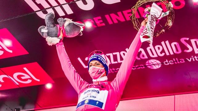 João Almeida reflects on breakthrough Giro d'Italia