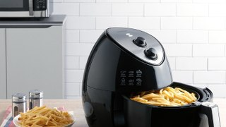 Reviewers Call This the Ideal Starter Air Fryer, and It's Nearly 50% Off Right Now