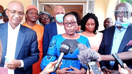 Compte-rendu de la réunion d'un collectif de candidats à la présidentielle (Cellou Dalein Makalé Traoré....)