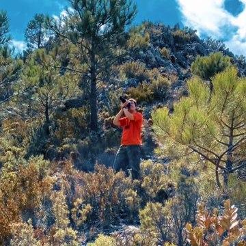 El Cisne Peak Route, Frigiliana, Competa, Hiking, Malaga, Andalusia, Spain