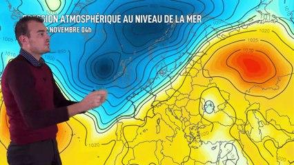 Illustration de l'actualité La météo de votre vendredi 30 octobre 2020