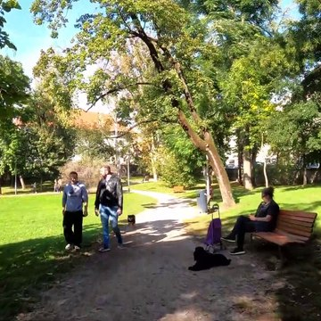 Zagreb, Croatia - Walking Tour Through the Old Town (Parks and Woods)