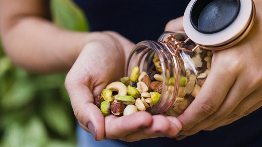 Los 9 frutos secos más saludables