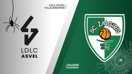 EuroLeague 2020-21 Highlights Regular Season Round 6 video: ASVEL 74-83 Zalgiris