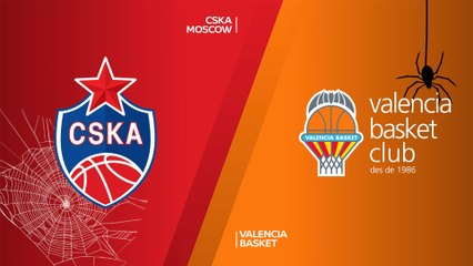 EuroLeague 2020-21 Highlights Regular Season Round 6 video: CSKA 84-75 Valencia