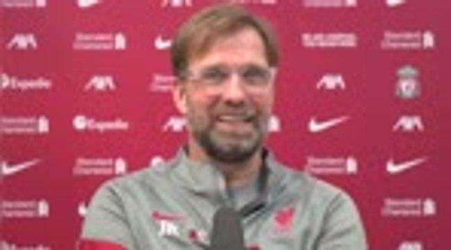 """8e j. - Klopp : """"City-Liverpool, le match le plus difficile du monde du football"""""""