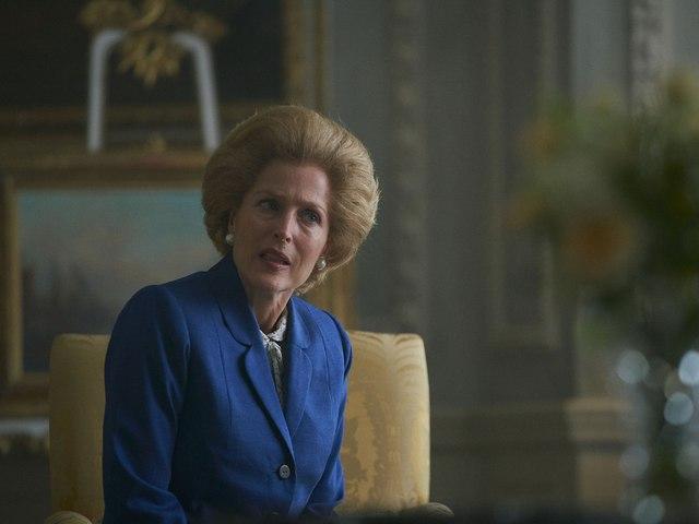 """""""The Crown"""": Neuer Trailer zur vierten Staffel zeigt Margaret Thatcher"""