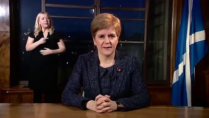 Coronavirus Scotland  Nicola Sturgeon calls for public to abide by COVID-19 restrictions