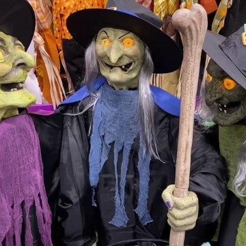 Halloween Comes to Home Depot - Halloween 2020