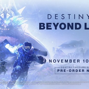 Destiny 2:Beyond Light - Launch Trailer  PS4