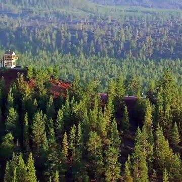 Aerial America : Oregon