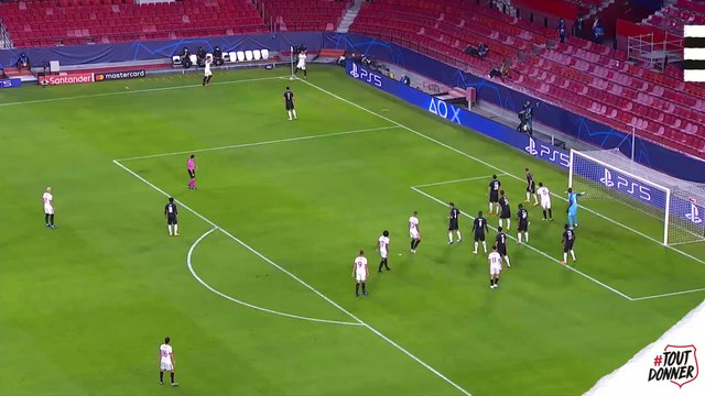 UEFA Champions League - FC Séville / Stade Rennais F.C. : résumé