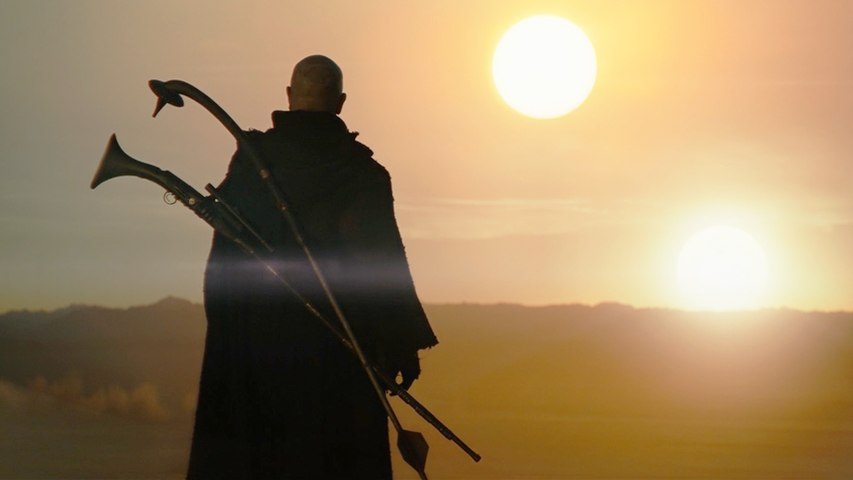 ENDING SCENE [HD] | The Mandalorian Season 2, Episode 1 (Breakdown & Discussion)