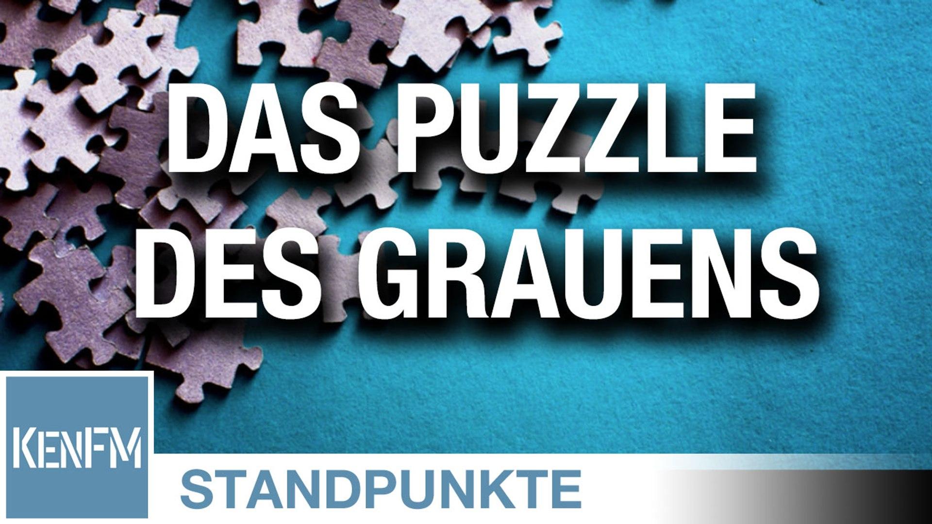 Das Puzzle des Grauens | Von Céline von Knobelsdorff
