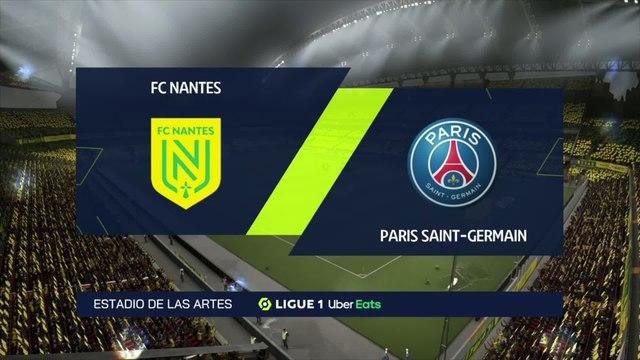Nantes - PSG : notre simulation FIFA 21 (L1 - 9e journée)
