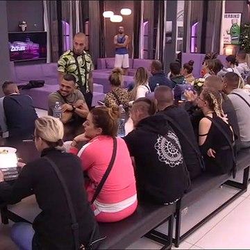 Zadruga 4/ TUCA Kristijan   gadja Tomovica Flasom i Ceosnimak Sukoba