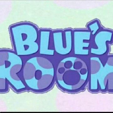 Blue's Room - Blue's Party Playdate (S3 E1)