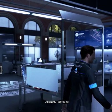 Detroit Become Human gameplay part Last Chance Connor