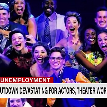 Broadway shutdown devastating for nearly 100K actors and crew