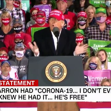 Chris Cuomo responds to Trump's handling of family diagnosis