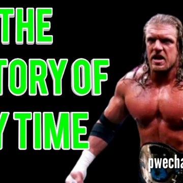 Triple H- My Time
