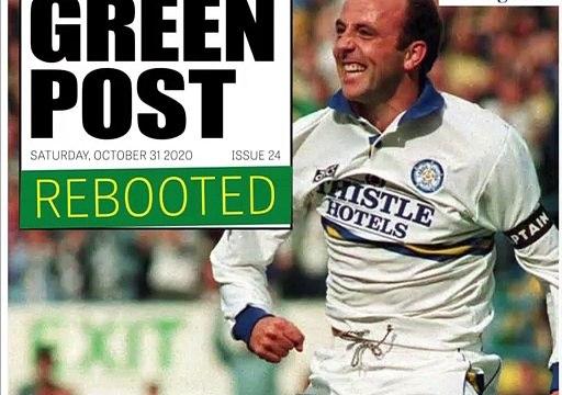 Green Post video bill 31st October