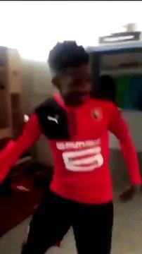 La vidéo épique d'Ousmane Dembélé qui montre ses moves de danse