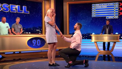 Proposal Family Fortunes ITV