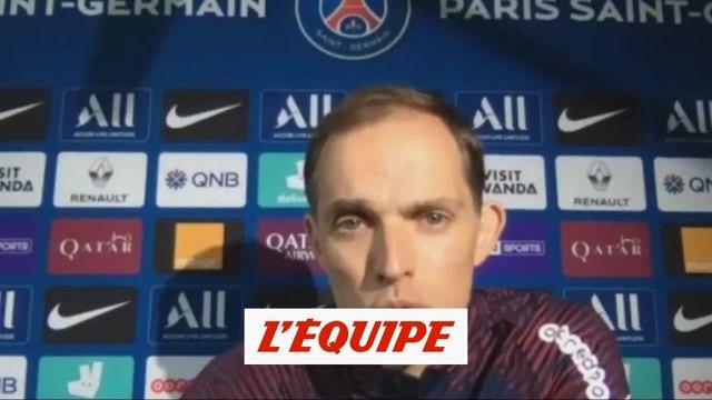 Tuchel : «On va tuer les joueurs» - Foot - L1 - PSG