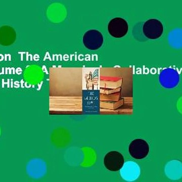 Full version  The American Yawp, Volume 2: A Massively Collaborative Open U.S. History Textbook: