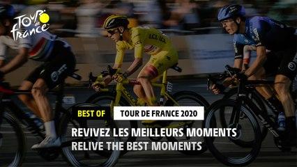 #TDF2020 - Le best-of de la 107e édition !