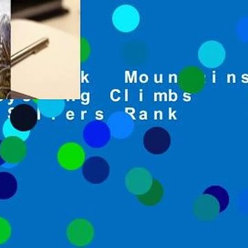 Full E-book  Mountains: Epic Cycling Climbs  Best Sellers Rank : #4