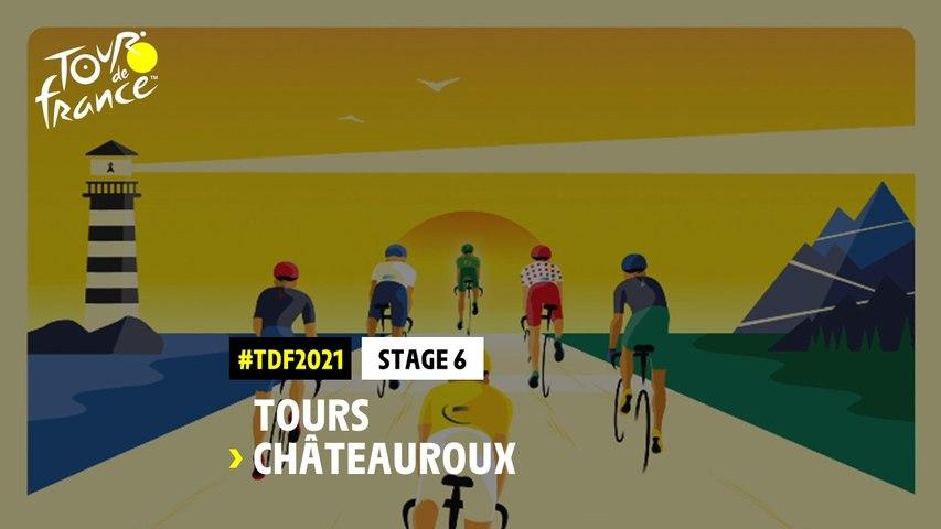 #TDF2021 - Découvrez l'étape 6 / Discover stage 6