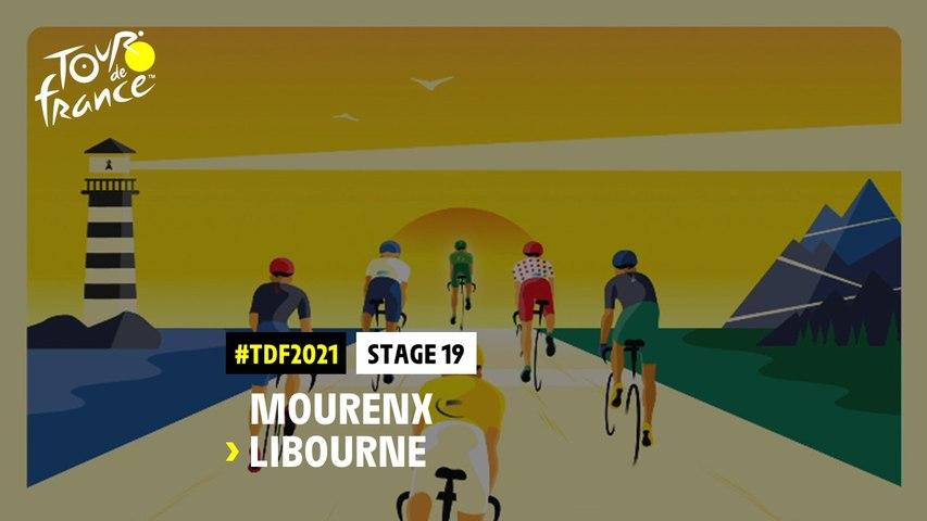 #TDF2021 - Découvrez l'étape 19 / Discover stage 19