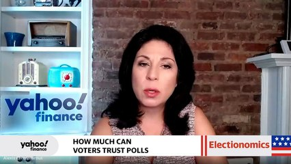 Should Americans trust the polls for Biden and Trump for the 2020 US presidential election